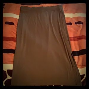 Forever 21 brown skirt
